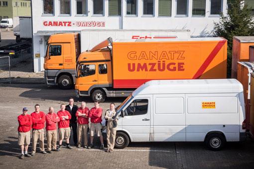 Bild 5 Ganatz Umzüge Lagerhaus OHG in Lahr