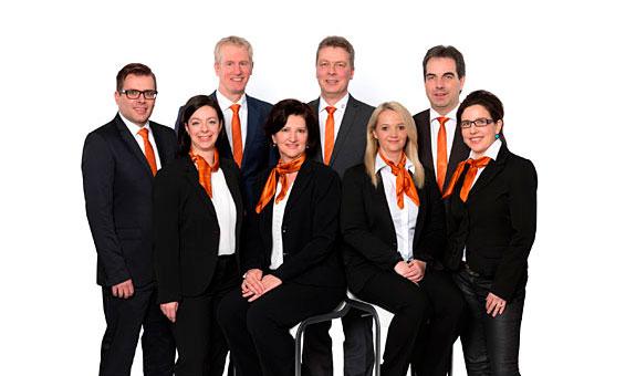 Immobilienabteilung der Volksbank Freiburg eG