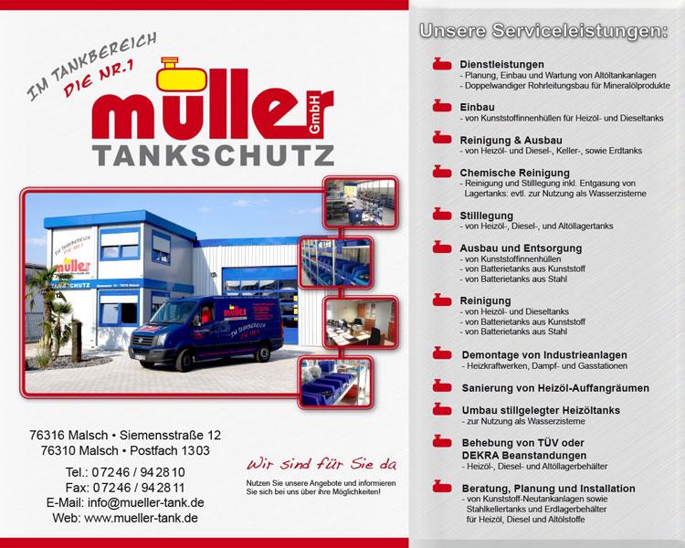 Müller Tank- und Behältertechnik GmbH