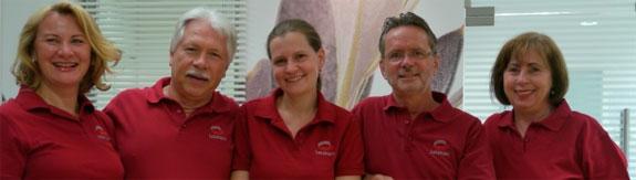 Leib Anja Dr., Leib Gerhard Dr., Wengerofsky Ingo Dr., Pardos Limbeck Isabel Dr., Göllner Ramona Dr.