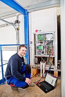 Bild 8 Alex Konstanzer Kälte-, Klima-, Wärmepumpentechnik in Ihringen