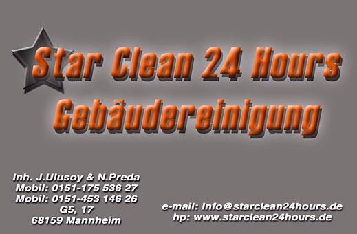 Star Clean 24 Hours UG
