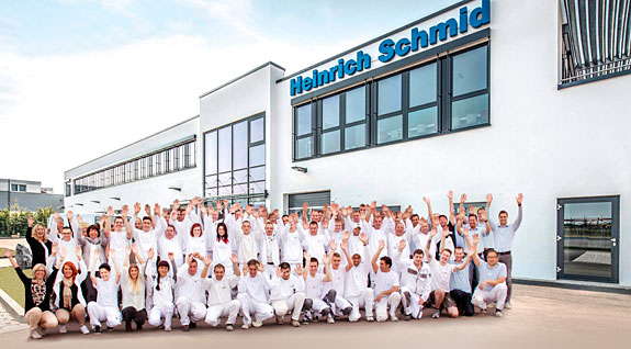 Bild 1 Heinrich Schmid GmbH & Co.KG in Offenburg