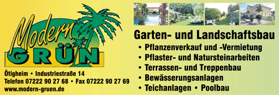 Bild 2 Modern Grün in Ötigheim