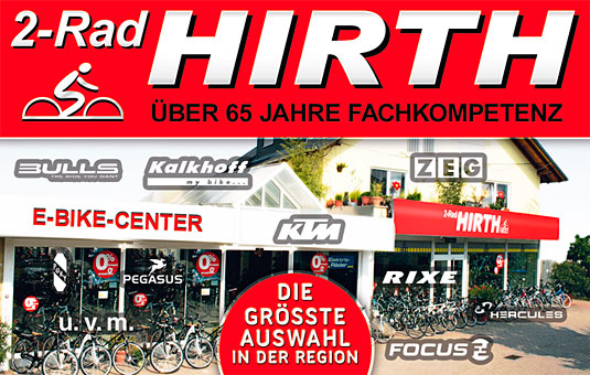 Bild 1 2-Rad Hirth Inh. Herbert Hirth in Malsch