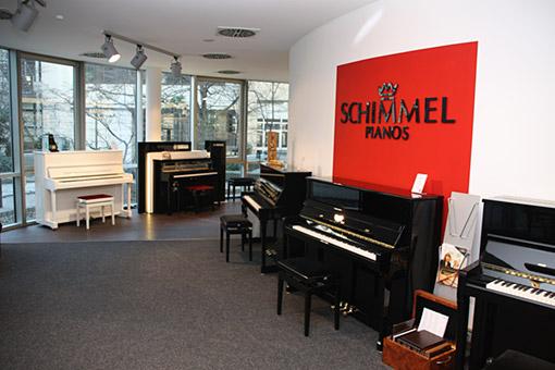 Bild 4 Piano Centrum in Leipzig