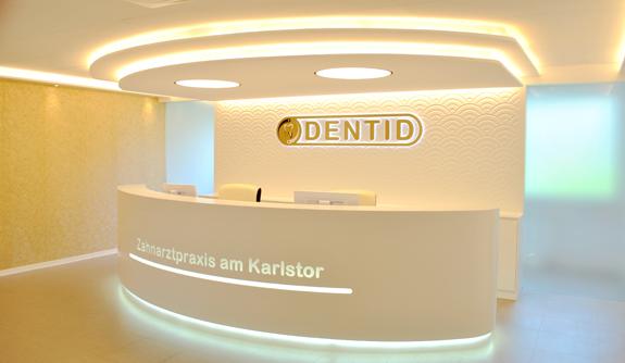 DENTID - Zahnarztpraxis am Karlstor - Dr. med. dent. Ruyi Ding & Daniel Wilhelm