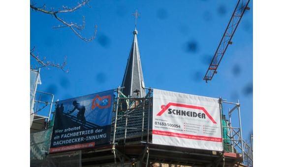 Bild 3 Schneider Bedachungen GmbH Dachdeckermeister-Betrieb in Staufen
