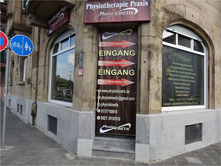 Physiotherapie Praxis - Physiokinetik