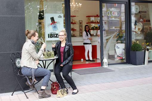 Bild 2 Eleonora Zarbo Institut für Kosmetik und Gesundheit in Pforzheim