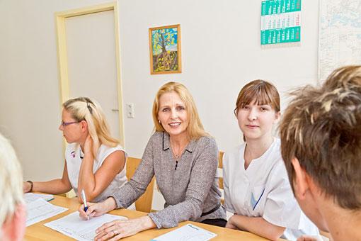 Bild 1 Pflege mit Freude - Renate Wirtz GmbH in Leipzig