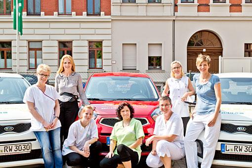 Bild 3 Pflege mit Freude - Renate Wirtz GmbH in Leipzig