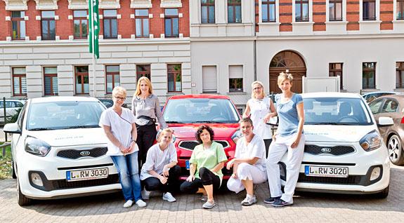Bild 4 Pflege mit Freude - Renate Wirtz GmbH in Leipzig