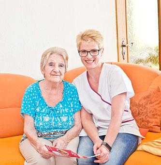 Bild 7 Pflege mit Freude - Renate Wirtz GmbH in Leipzig