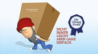 Bild 4 Heinzelmännchen Umzüge & Transporte in Freiburg