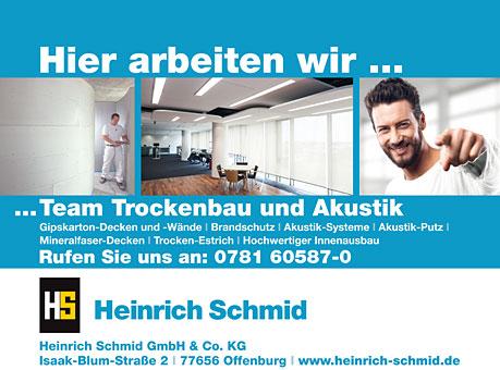 Bild 3 Heinrich Schmid GmbH & Co.KG in Offenburg