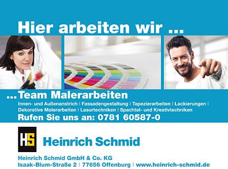 Bild 4 Heinrich Schmid GmbH & Co.KG in Offenburg