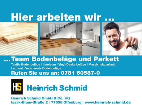 Bild 5 Heinrich Schmid GmbH & Co.KG in Offenburg