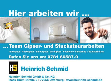 Bild 6 Heinrich Schmid GmbH & Co.KG in Offenburg