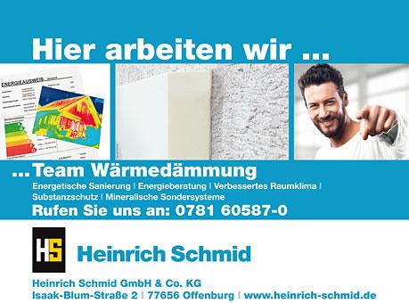 Bild 7 Heinrich Schmid GmbH & Co.KG in Offenburg