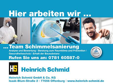 Bild 8 Heinrich Schmid GmbH & Co.KG in Offenburg