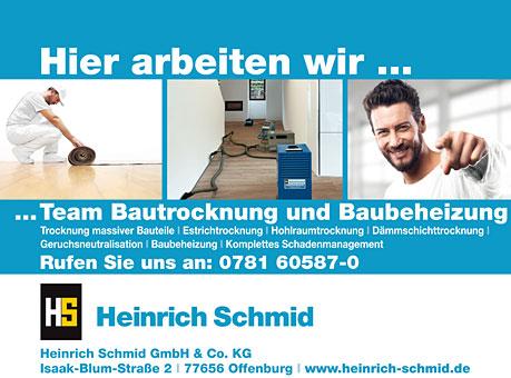 Bild 10 Heinrich Schmid GmbH & Co.KG in Offenburg