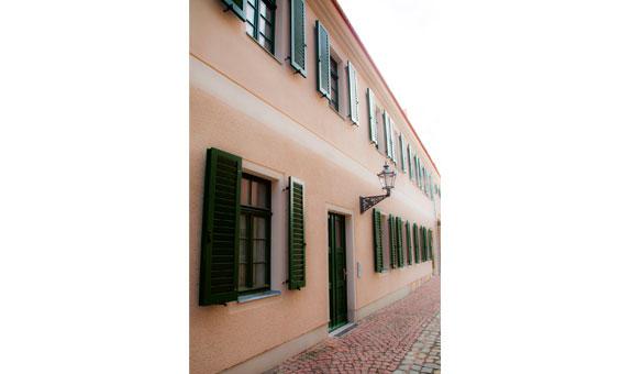 Bild 2 Päch Jeannette Praxis für Ergotherapie und Logopädie Im Torbogenhaus Schloss Schönefeld in Leipzig