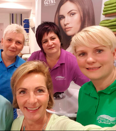 Kundenbild groß 1 Friseur-Salon Bettina GmbH