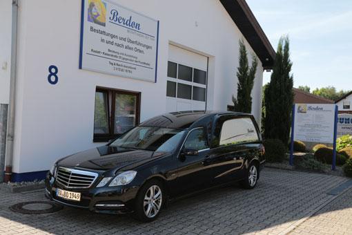 Bild 6 Beerdigungsinstitut Berdon in Rastatt