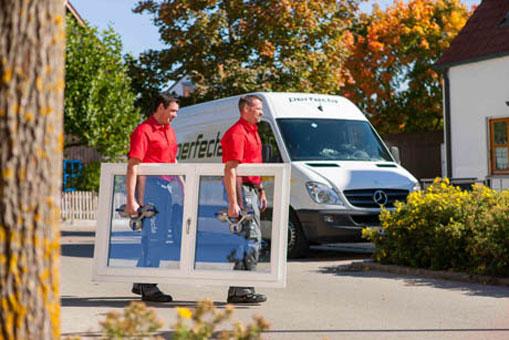 Bild 5 perfecta - Fenster Vertriebs- und Montage GmbH FENSTERWECHSEL OHNE DRECK in Grimma