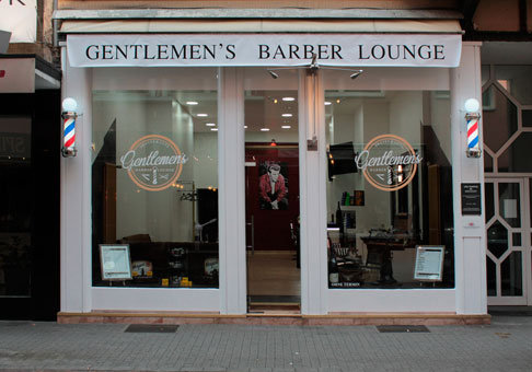 Bild 1 Gentlemens Barber Lounge in Karlsruhe