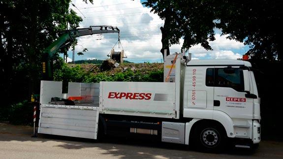 Bild 2 Kepes Container und Dienstleistungen GmbH in Freiburg