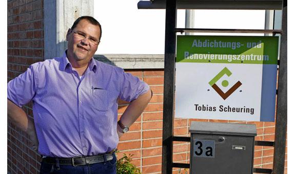 Bild 2 Abdichtungs- und Renovierungszentrum Freiburg Inh. Tobias Scheuring in Freiburg