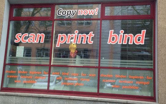 Bild 1 Copy now! in Leipzig