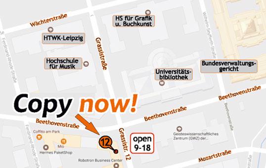 Bild 3 Copy now! in Leipzig