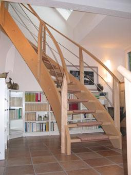 Bild 4 Armin & Josef Hasler Zimmerei-Treppenbau in Freiburg