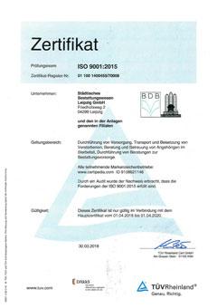 Bild 3 Städtisches Bestattungswesen Leipzig GmbH in Leipzig