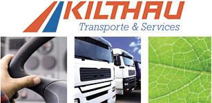 Bild zu KILTHAU Transporte GmbH Transportdienstleistungen in Ilvesheim