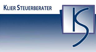 Logo von Klier Steuerberater Günther Klier u. Christina Klier