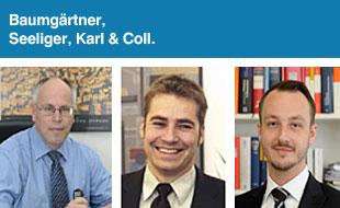 Anwaltskanzlei Baumgärtner, Seeliger, Karl & Coll.