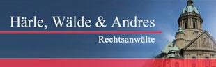 Andres, Härle & Wälde Rechtsanwälte