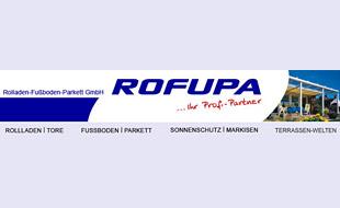 Bild zu ROFUPA Rolladen-Fußboden-Parkett GmbH in Halle (Saale)