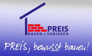 Preis - Bauen und Sanieren