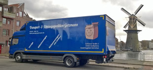 Transport - & Umzugsspedition Gotzmann