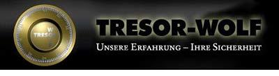 Logo von TRESOR-WOLF Tresore aller Art