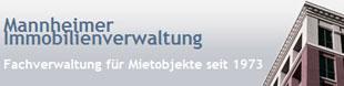 Logo von Mannheimer Immobilienverwaltung Heino Mandt GmbH