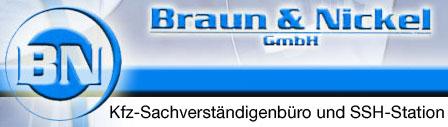 Braun & Nickel GmbH Kfz-Sachverständigenbüro