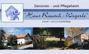 Altenpflegeheim Haus Rausch Wegerle GmbH