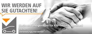 Sachverständigenbüro für KFZ-Technik Bernhard Velten