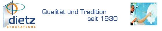 Dietz Stuckateur GmbH